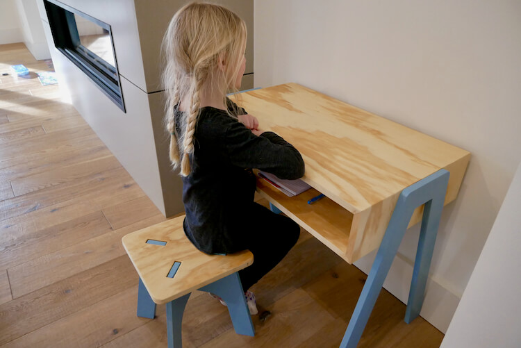 Kids Knockdown Stool 1