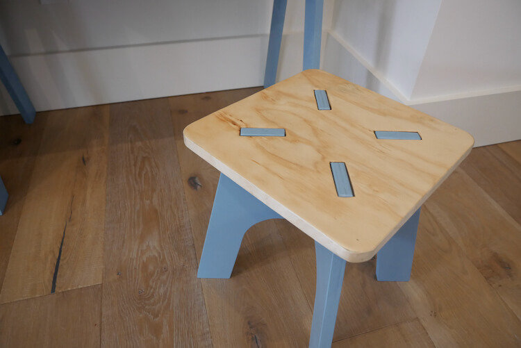 Kids Knockdown Stool 5