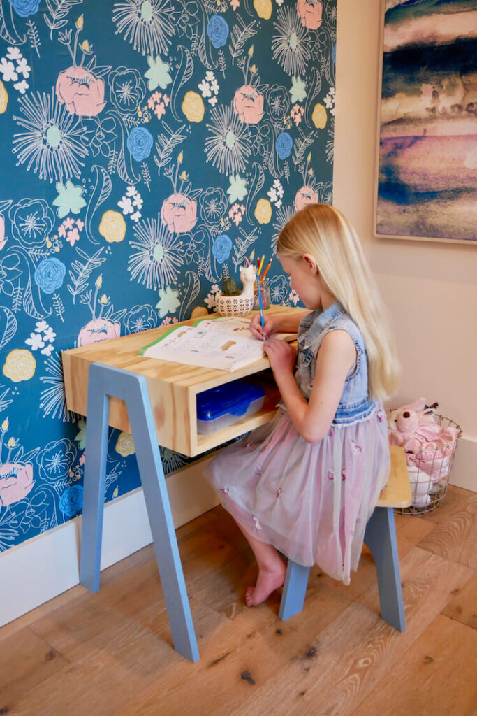 DIY Kids Desk Plans Rogue Engineer 1