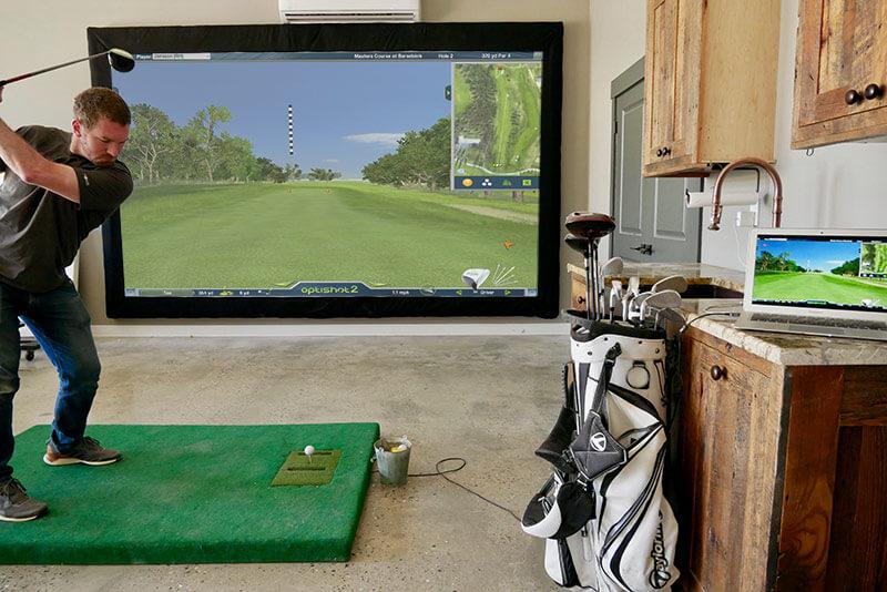 Golf Sim Rogue Engineer 1