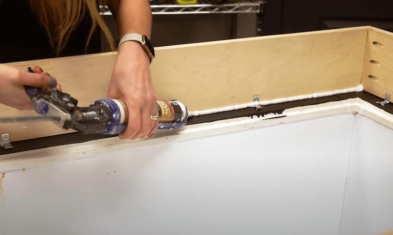 DIY Keezer Plans Turning a Chest Freezer into a Kegerator10