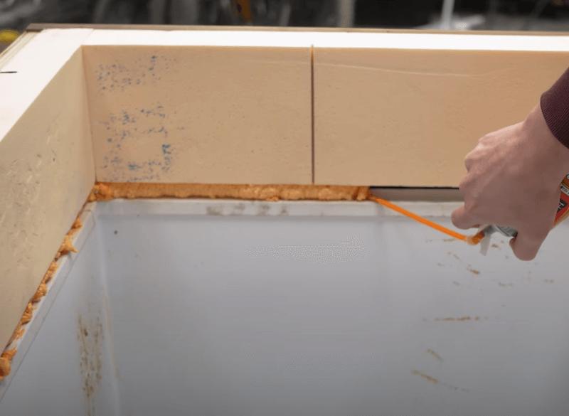 DIY Keezer Plans Turning a Chest Freezer into a Kegerator12