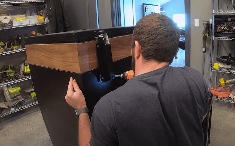 DIY Keezer Plans Turning a Chest Freezer into a Kegerator13