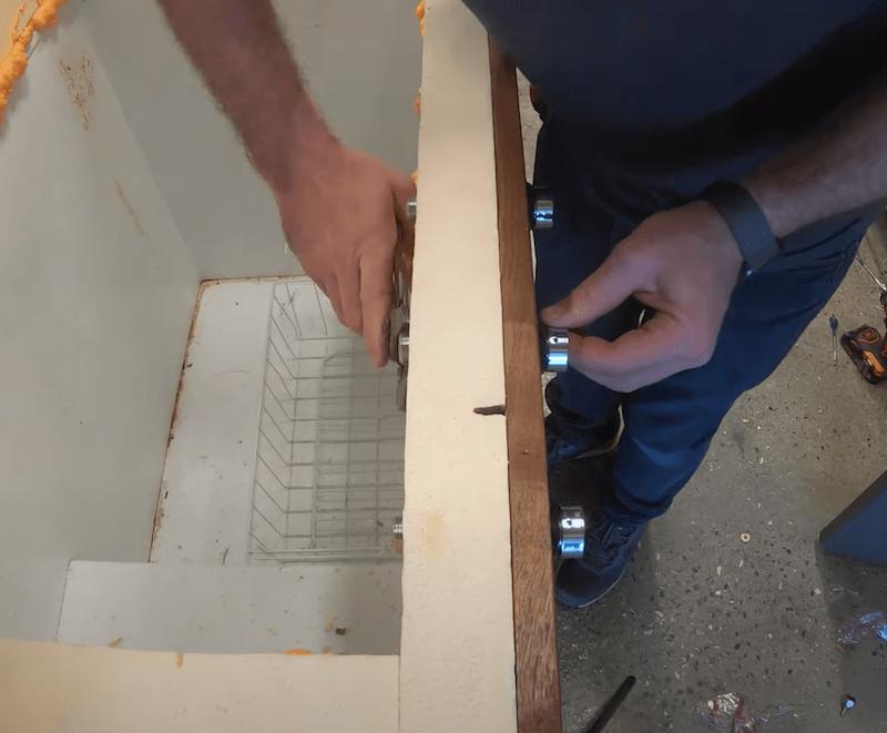 DIY Keezer Plans Turning a Chest Freezer into a Kegerator15