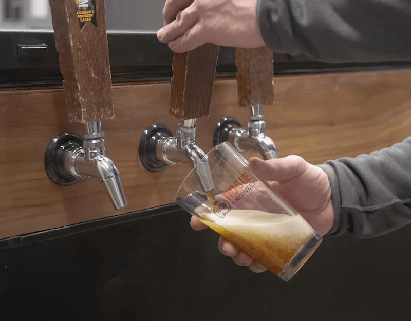 DIY Keezer Plans Turning a Chest Freezer into a Kegerator20