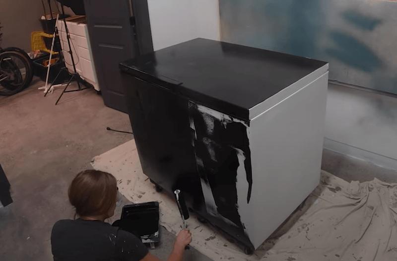 DIY Keezer Plans Turning a Chest Freezer into a Kegerator5