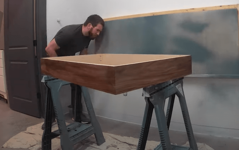 DIY Keezer Plans Turning a Chest Freezer into a Kegerator7