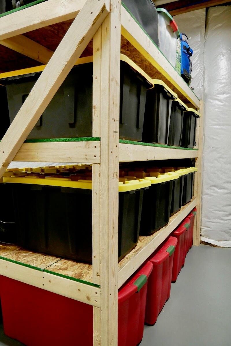 Storage Room Makeover Rogue Engineer 2