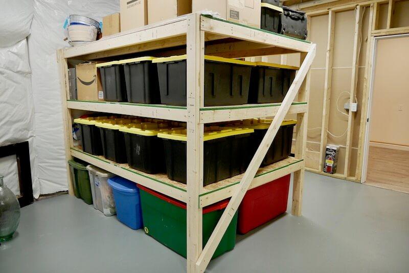 Storage Room Makeover Rogue Engineer 3