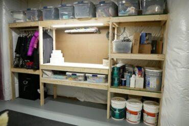 Storage Room Makeover Rogue Engineer 4