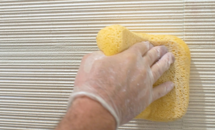 How to Install Large Format Wall Tile 18