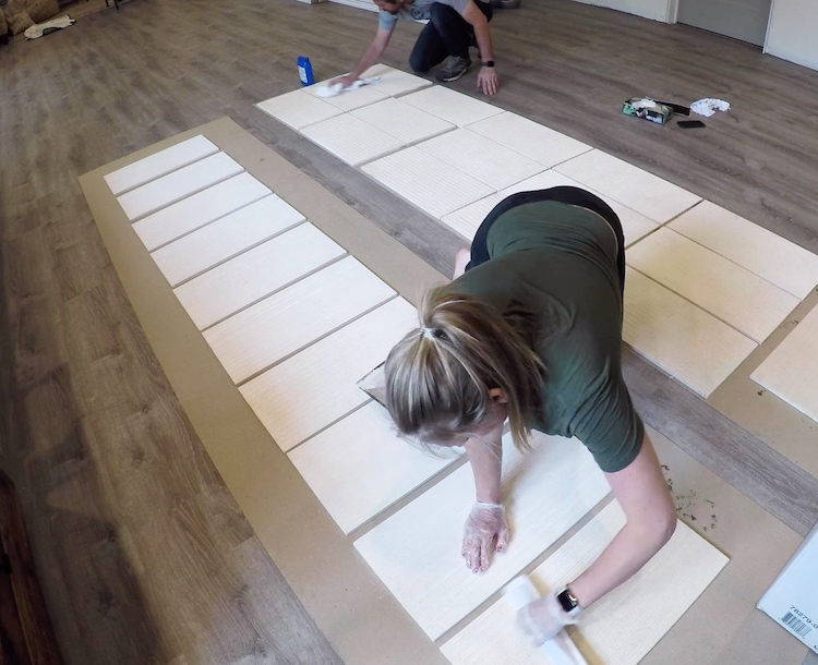 How to Install Large Format Wall Tile 2