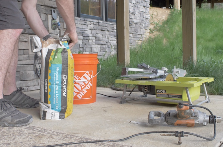 How to Install Large Format Wall Tile 5
