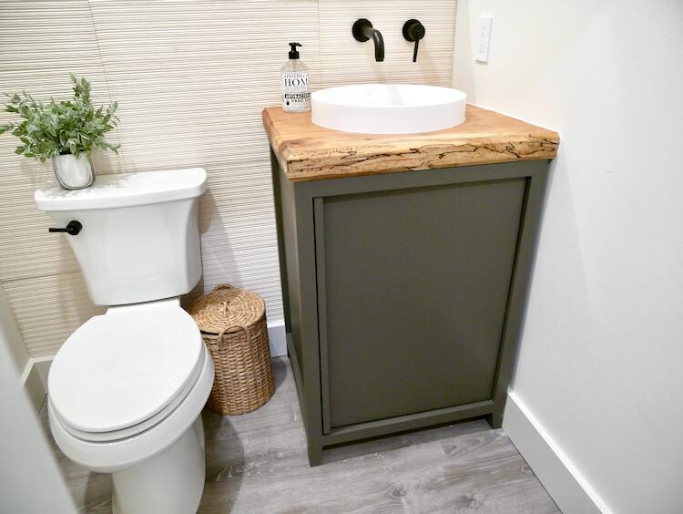 24in Bathroom Vanity Base Rogue Engineer