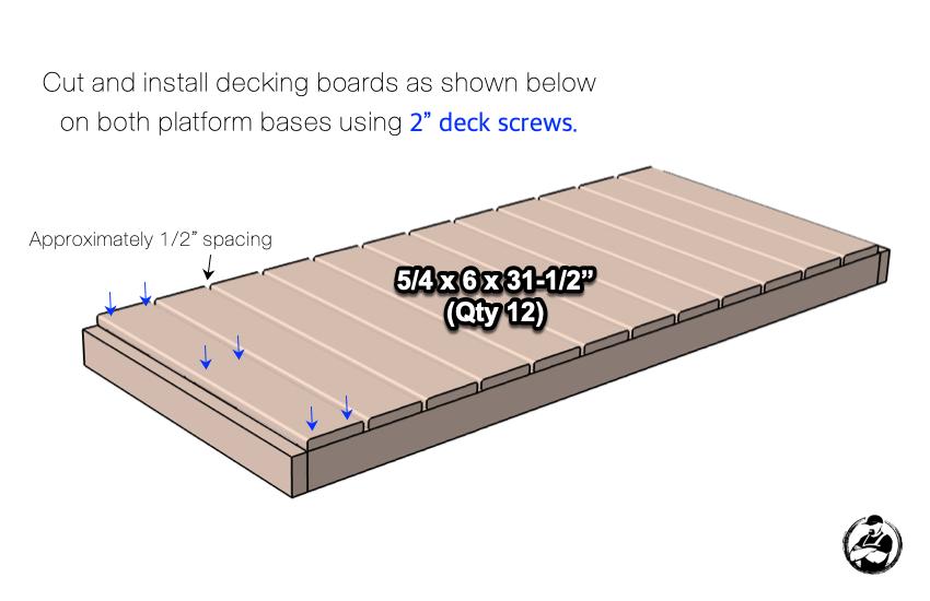 DIY Firewood Shed Plans Step 2