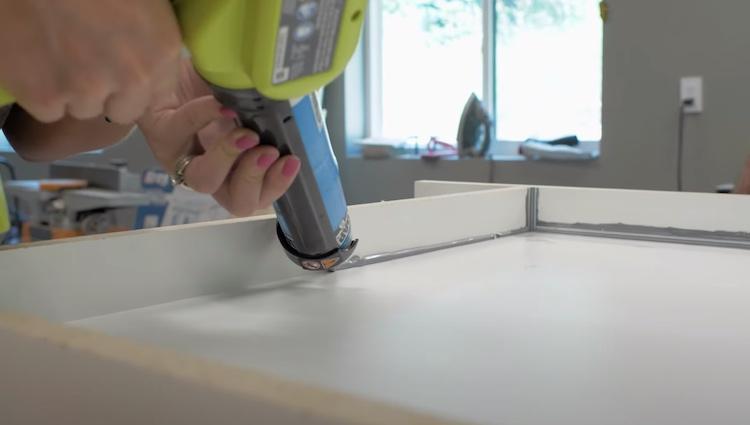 DIY Outdoor Kitchen Concrete Top 2