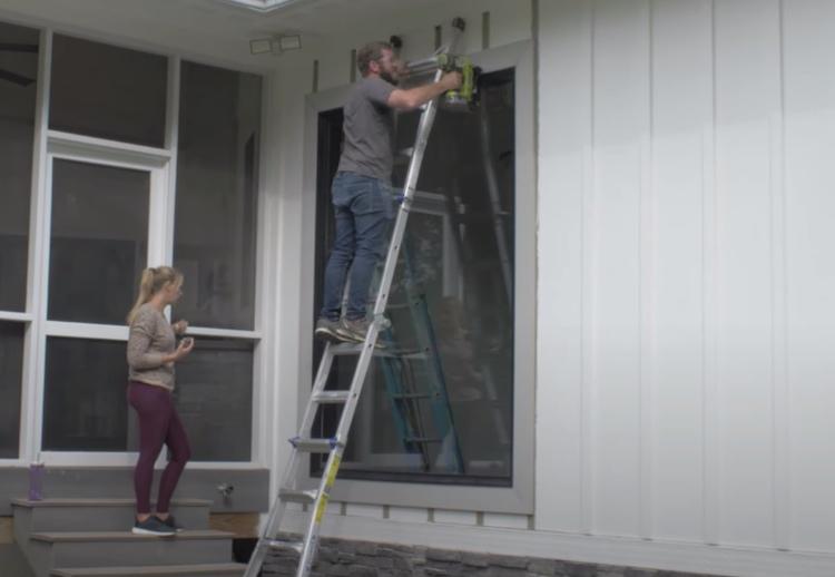 Installing a Window 12
