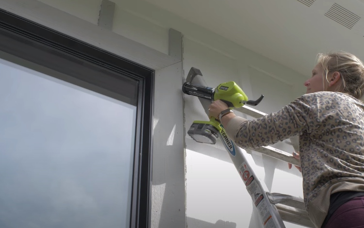 Installing a Window 13