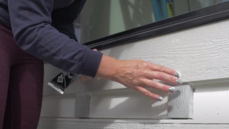 Installing a Window 15