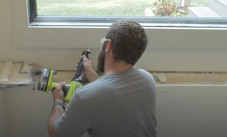 Installing a Window 17