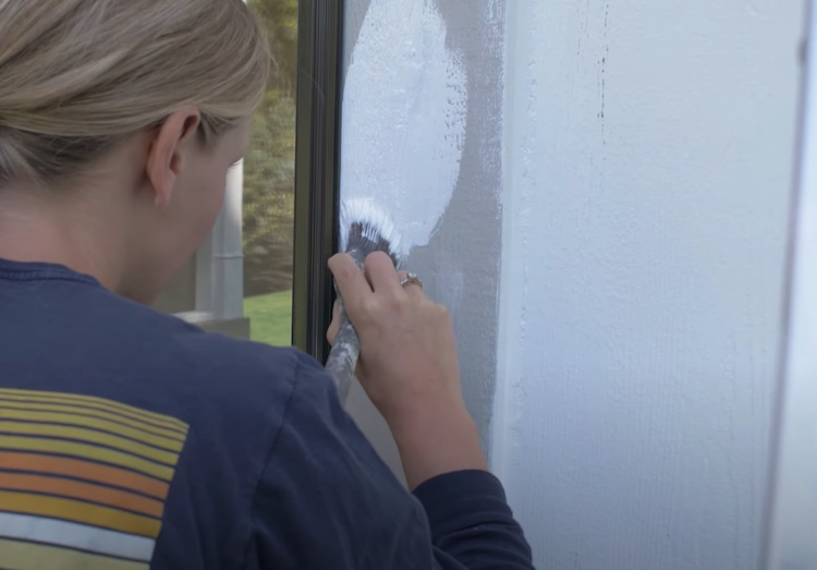 Installing a Window 18