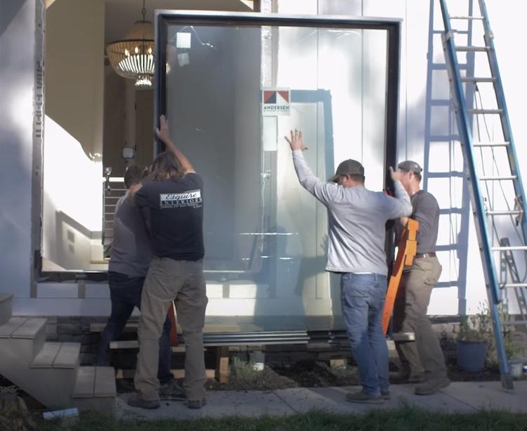 Installing a Window 2