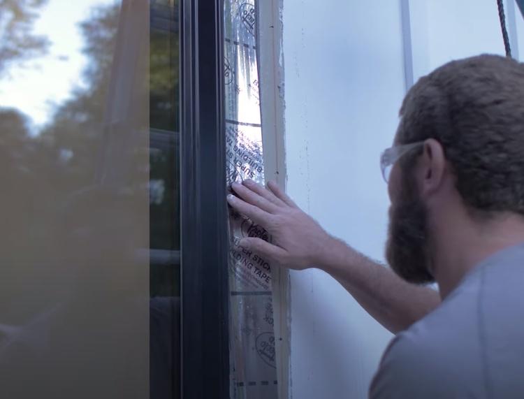 Installing a Window 3
