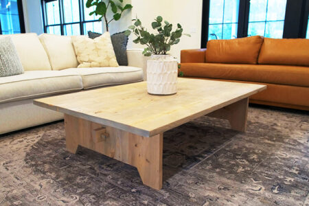 Large DIY Coffee Table Plans Rogue Engineer