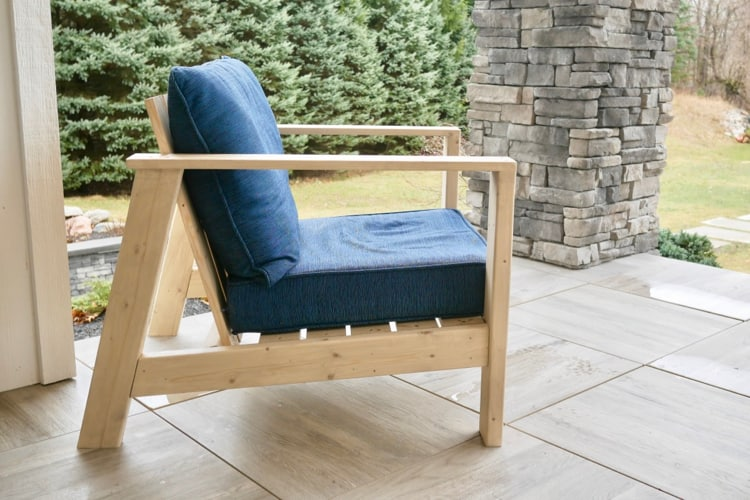 Outdoor Club Chair Rogue Engineer 3