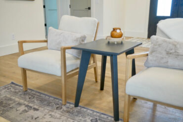 Tapered Leg Side Table Rogue Engineer 1