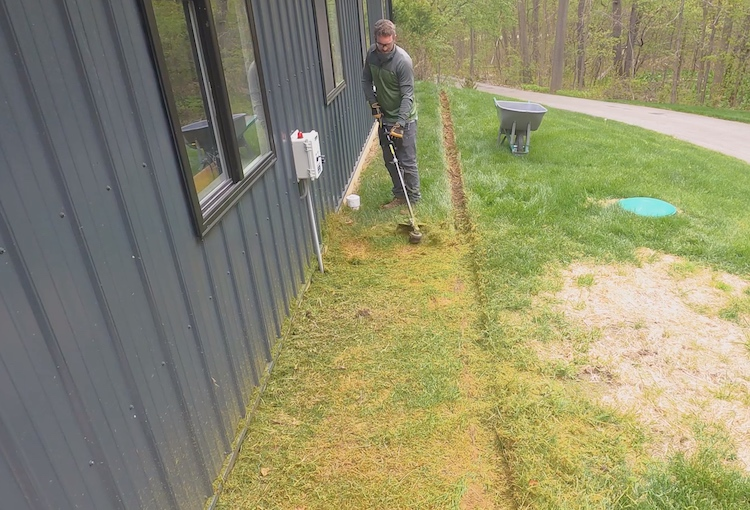 New Garden Beds and Edging Step 5