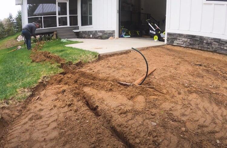 Raised Garden with Irrigation Step 4