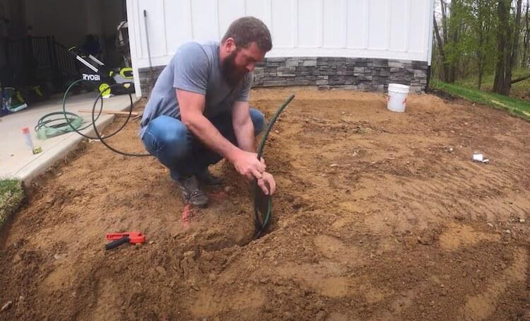 Raised Garden with Irrigation Step 5