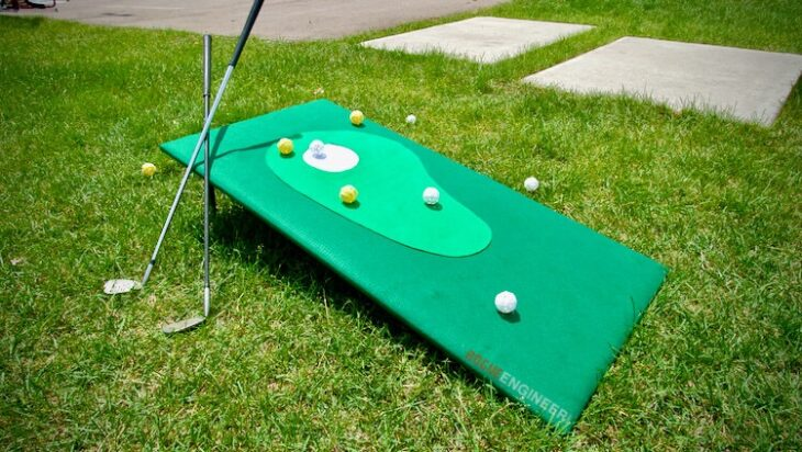 DIY Backyard Golf Game Rogue Engineer 1