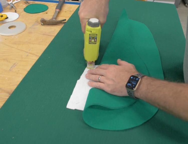 DIY Backyard Golf Game Step 6