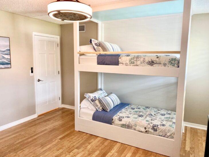 DIY Built In Bunk Beds Rogue Engineer 3