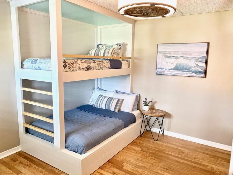 DIY Built In Bunk Beds Rogue Engineer 5